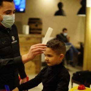 Kinder Haare schneiden in Frankfurt Bockenheim